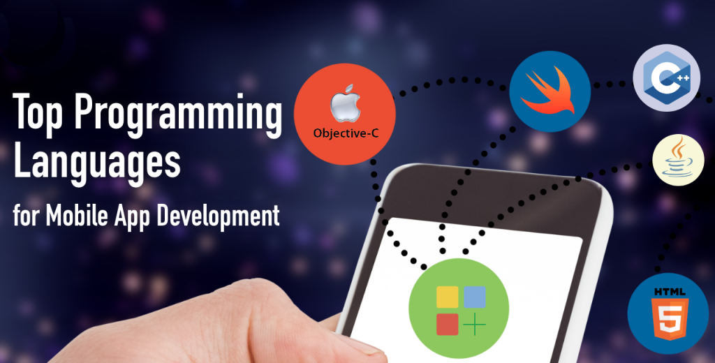 programming languages mobile app development